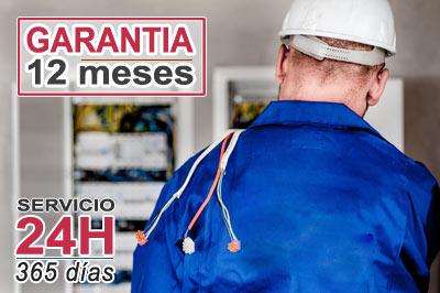 electricistas urgentes Deusto